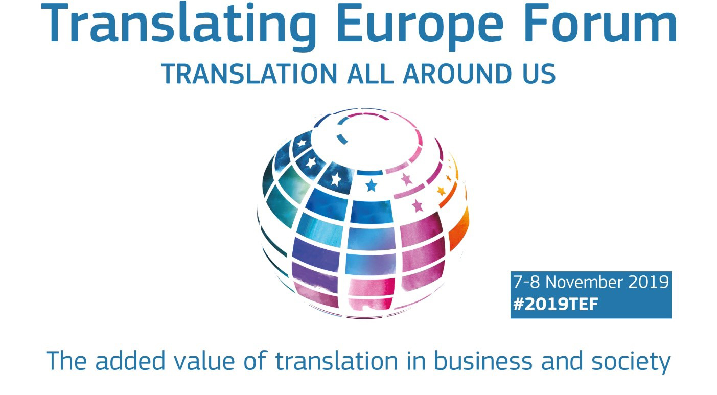 Takeaways from the Translating Europe Forum 2019